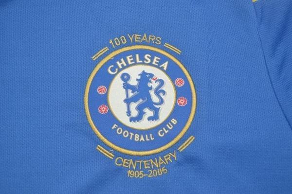 Челси футболка ретро сезона 2005/06